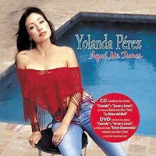 Perez, Yolanda : Aqui Me Tienes (W/Dvd) CD