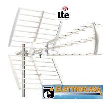 Antenna Digitale Terrestre GBS 44031 tripla con filtro lte alto guadagno