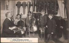 NANTES (44) - Collège St Stanislas - Classe de Musique de M. PASQUIER
