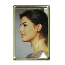 More details for 100 blank plastic fridge magnet 70 x 45 mm insert c1108