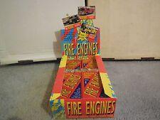 1X 1994 FIRE ENGINES PACK : Bulk Lot Available  Box Fresh: Series 4 Bon Air