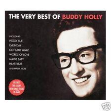 BUDDY HOLLY THE MUY BEST OF CD 2 NUEVO Y EMB. ORIG. C79