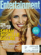 2011 Entertainment Weekly: Sarah Michelle Gellar - Ringer