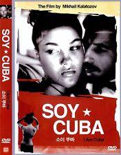 I am Cuba, Soy Cuba (1964, Mikhail Kalatozov) DVD NEW