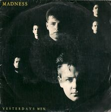45 TOURS--MADNESS--YESTERDAY'S MEN--1985