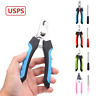 Dog Cat Pet Toe Nail Trimmer Clippers Plier Professional Grooming Scissor Cutter
