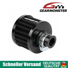 Entlüftungsfilter Mini Sport Luftfilter 12mm Kurbelwellen Gehäuse Motor Getriebe