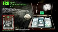 FCD Spirit Communications Kit Ghost Box Tarot Dowsing Alter cloth Gift Mega Sale