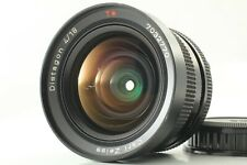 [Excellent+5] CONTAX Carl Zeiss Distagon T* 18mm f4 MMJ CY Mount from japan #845