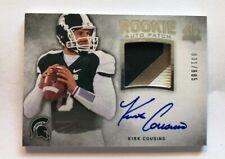 2012 Kirk Cousins Upper Deck SP Authentic Auto Autograph RC Rookie /885 VIKINGS