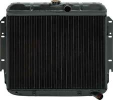 1966 Barracuda with 6 Cylinder Automatic Trans 4 Row Replacement Radiator