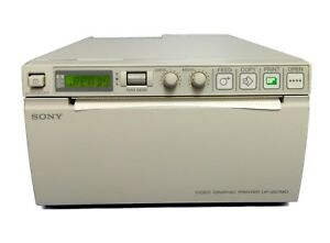 Sony UP-897MD Analog Printer Fully tested w/warranty, power, and BNC cables