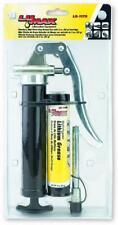 Lumax LX-1172 Black Mini-Pistol Grip Grease Gun with 3 oz. Cartridge 1 Pack