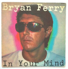 BRYAN FERRY In Your Mind Disque  LP 33 T 2302 055-A  France 1977