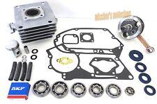 SIMSON Reparaturset Motor 50ccm mit SKF-Lager Schwalbe KR51/2 S51 SR50 TOP