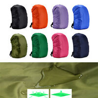 1Pc Waterproof Dust Rain Cover Travel Hiking Backpack Camping Rucksack Bag BR