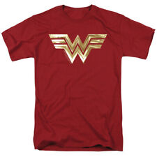 Wonder Woman 1984 Movie Golden Logo DC Comics Licensed Men's Or Women's T-Shirt