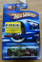 2006 Hotwheels Spy Force Boom Box 1/5 very rare! Vintage! Mint with Opened Card!