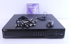 IC Realtime Model Max 8 Channel DVR 500GB Surveillance With DVD Ripping HDMI