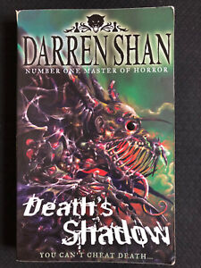 Death's Shadow, Book Seven Of The Demonata. by Darren Shan