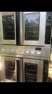 blodgett gas convection oven