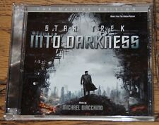 STAR TREK INTO DARKNESS THE DELUXE EDITION MICHAEL GIACCHINO VARESE SARABANDE