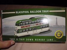 BLACKPOOL BALLOON TRAM - TAKE A TRIP DOWN MEMORY LANE... 1:76 SCALE