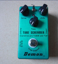 Tube Screamer pedal TS9 and TS808 vintage Overdrive Guitar Effect Pedal