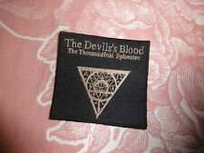 The Devil's Blood Patch  Psychedelic Rock, Occult rock Watain