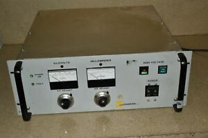 UNIVERSAL VOLTRONICS BRC-50-5S HIGH VOLTAGE POWER SUPPLY  (QH39)