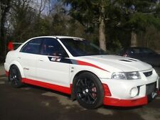Ralliart ''curved style'' stripe kit evo 4 5 6 7 8 9