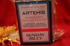 SUNDAY RILEY ARTEMIS HYDROACTIVE CELLULAR FACE OIL FULL SIZE 1 OZ BOX AUTHENTIC