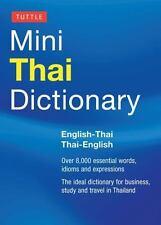 Tuttle Mini Thai Dictionary : English-Thai / Thai-English by Scot Barme and...