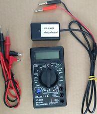 UVB Meter sensor 290-320nm for Phototheapy vitamin D3 Sun Reptile narrowband