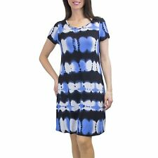 Flip Flop Scoop Neck A-Line Summer Dress by U KNIT # Size S @ $15.99 & free SH