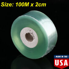 2cm*100m Eco-friendly Grafting Tape Graft Membrane Garden Bind Belt USA