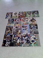 *****Quinn Early*****  Lot of 90+ cards.....45 DIFFERENT / Football