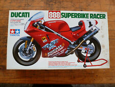 DUCATI 888 Suberbike RACER 1/12 TAMIYA # 1463 strictly new in original Box 14063