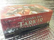 PORTUGUESE Magic MTG Khans of Tarkir KTK Sealed Booster Pack Box The Gathering