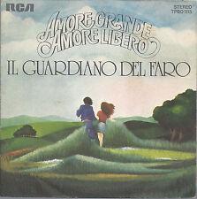AMORE GRANDE AMORE LIBERO - GUARDA, E' MATTINO ## IL GUARDIANO DEL FARO
