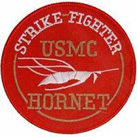 EagleEmblems PM5303 Patch-USMC,Hornet (3'')