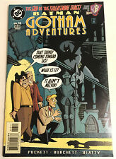 Batman Gotham Adventures #13 (1999) Homage cover art to MAD #1 (NM-*)