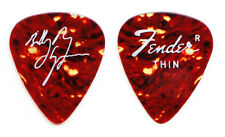 Billy Ray Cyrus Signature Brown Faux Tortoise Guitar Pick - 1990s Tours