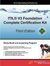 ITIL V3 FOUNDATION COMPLETE CERT