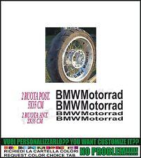 kit adesivi stickers compatibili motorrad centro cerchi gs