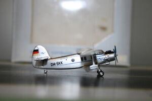 Herpa 1:200 Lufthansa Antonov An-2 D-FOKK, DM-SKK (553261) Model Plane