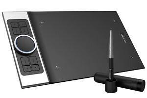 XP-PEN Deco Pro S Grafiktablet Pen Tablet Mobiles Zeichentablett für Home-Office