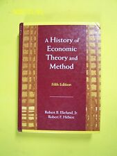 A History of Economic Theory and Method. 5th edition. Ekelund and Hebert