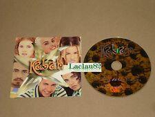 Kabah La Calle De Las Sirenas 1996 Polygram Cd RARE Original Press Mexican