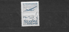 1974 MNH Finland, Airmail Mi 579y (ph paper) postfris**
